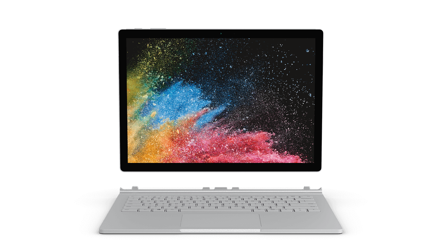 Surface Book 2. - Maximale Performance