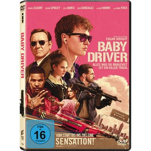 Baby Driver (Version D)
