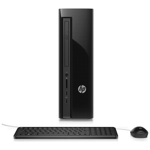 HP Slimline Desktop 450-127nz, i3, 1 TB HDD, Black
