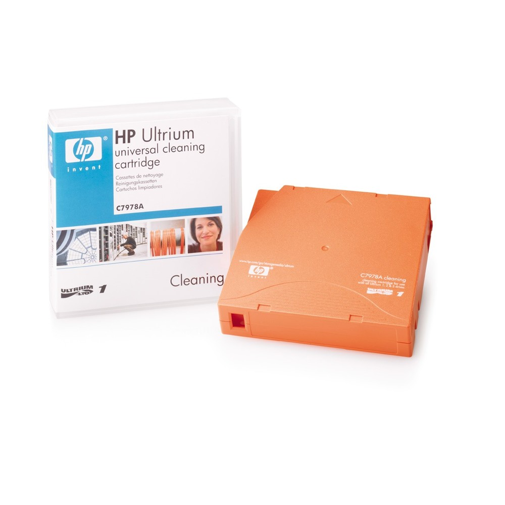 HP Cleaning Cartridge