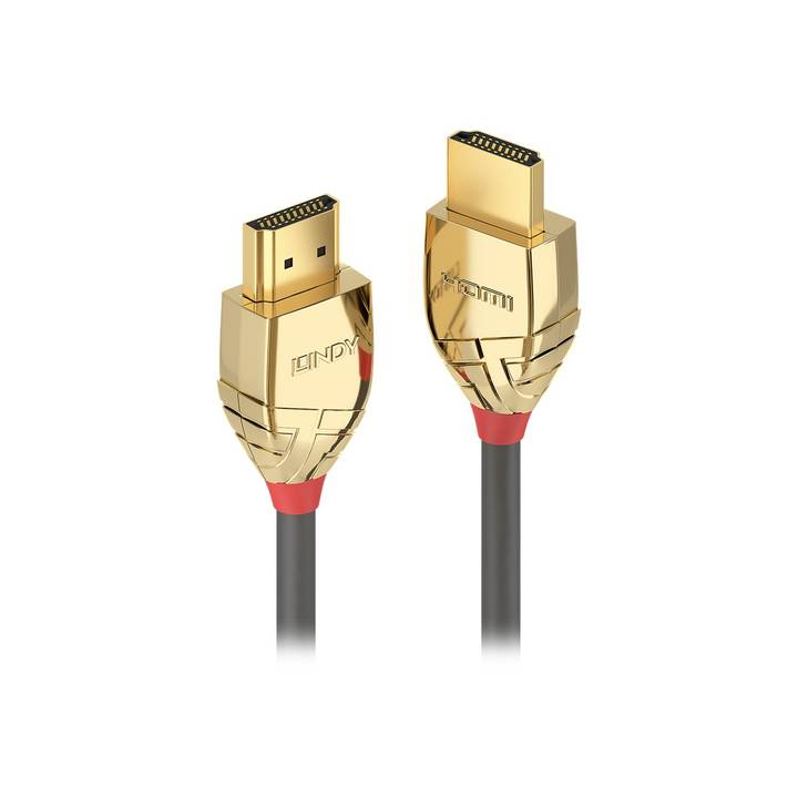 LINDY 7.5m High Speed HDMI Cable, Gold L