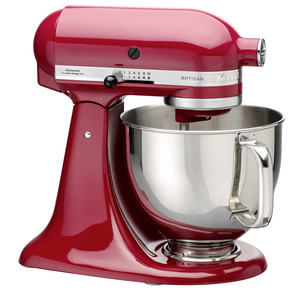 KITCHENAID Artisan 5KSM125 Empire Red