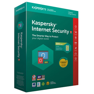 KASPERSKY Internet Security + Android Security - 1 User für 1 Jahr