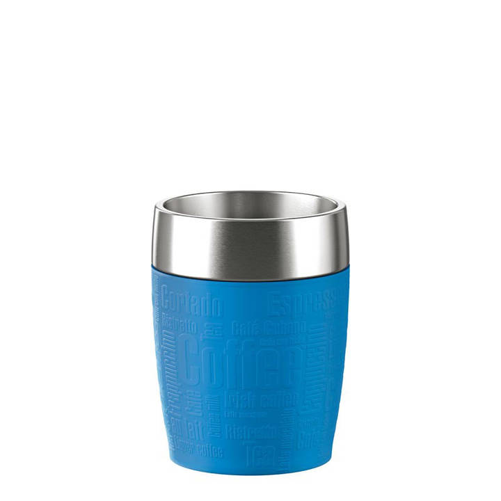 EMSA Travel Cup 0.2 l Blue