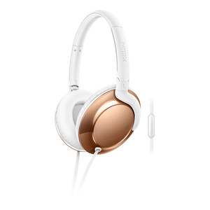 PHILIPS Over-Ear Kopfhörer SHL4805RG/00 Rose/Gold