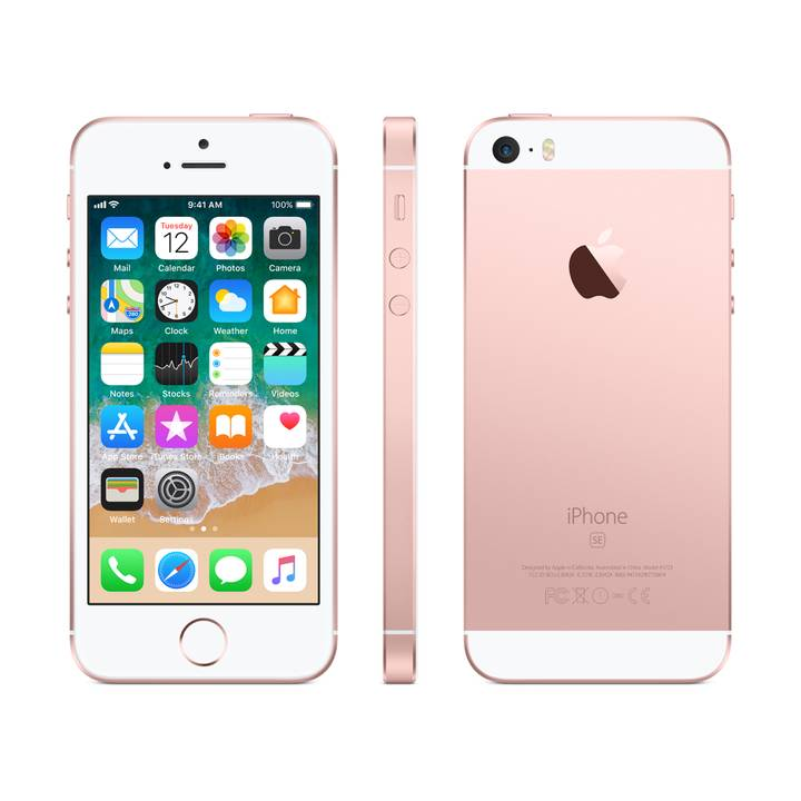 APPLE iPhone SE 32 Go Rose Gold SE 32 Go