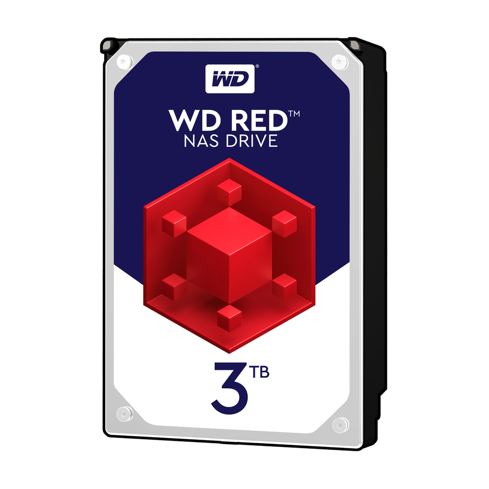 WD Red 3TB Serial ATA III