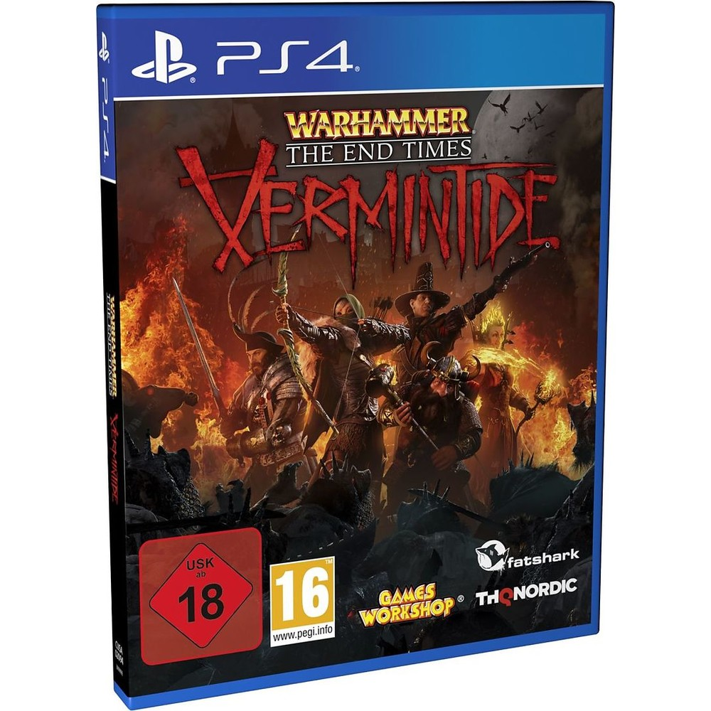 Warhammer - End Times Vermintide