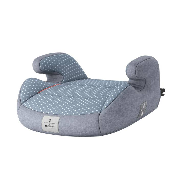 Osann Junior Isofix bellybutton - Flint