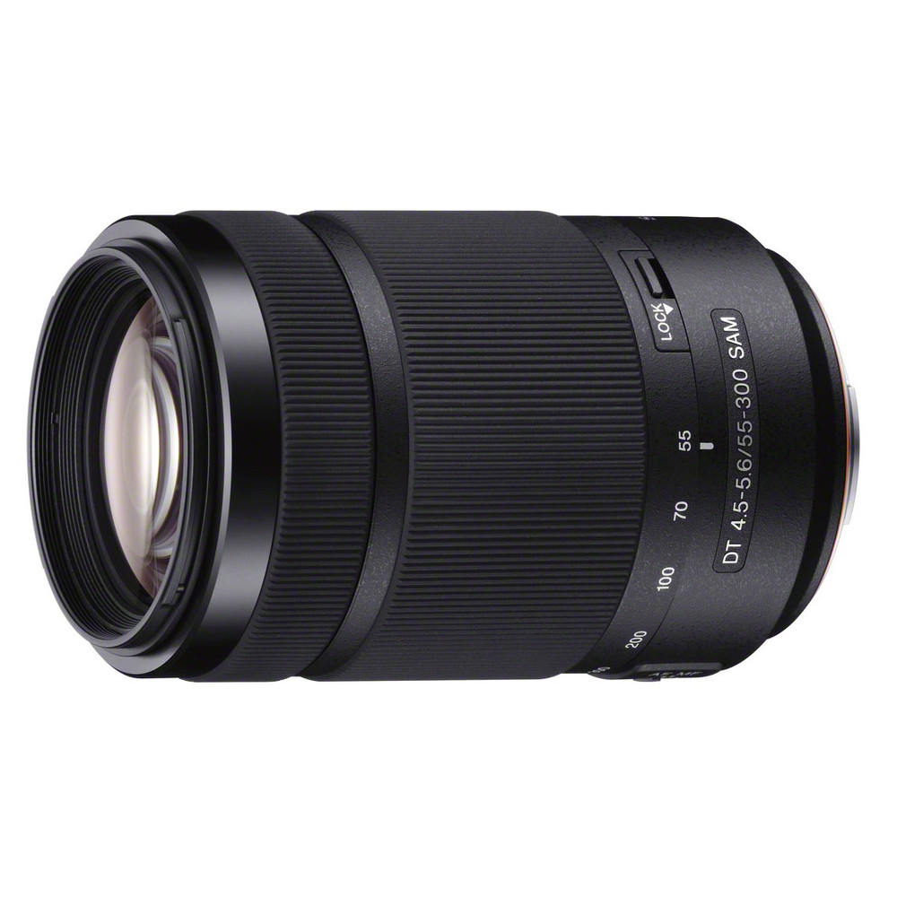 SONY SAL55300 55 mm - 300 mm f/4.5 - 5.6 DT SAM