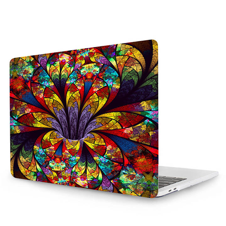 "EG MTT Cover für MacBook Air 13"" - Glasmalerei"