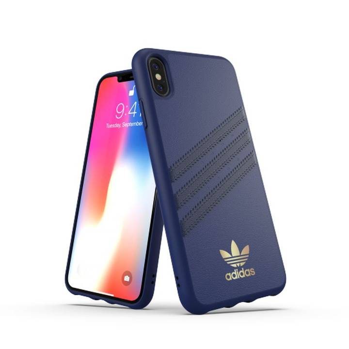 ADIDAS Back Cover Moulded PU iPhone XS Max