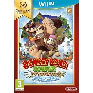 Donkey Kong - Tropical Freese Selects