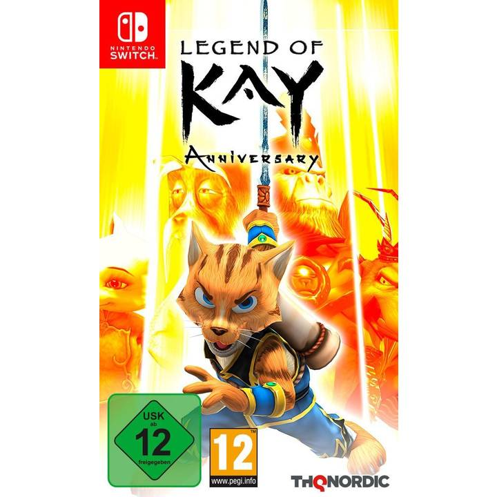 Legend of Kay (DE)