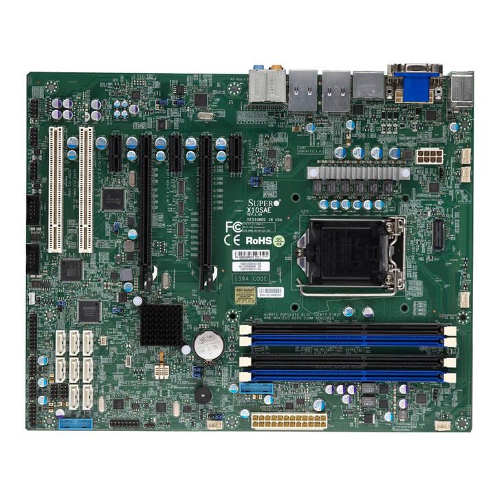 Socket H3 (LGA 1150), Intel Xeon E3-1200