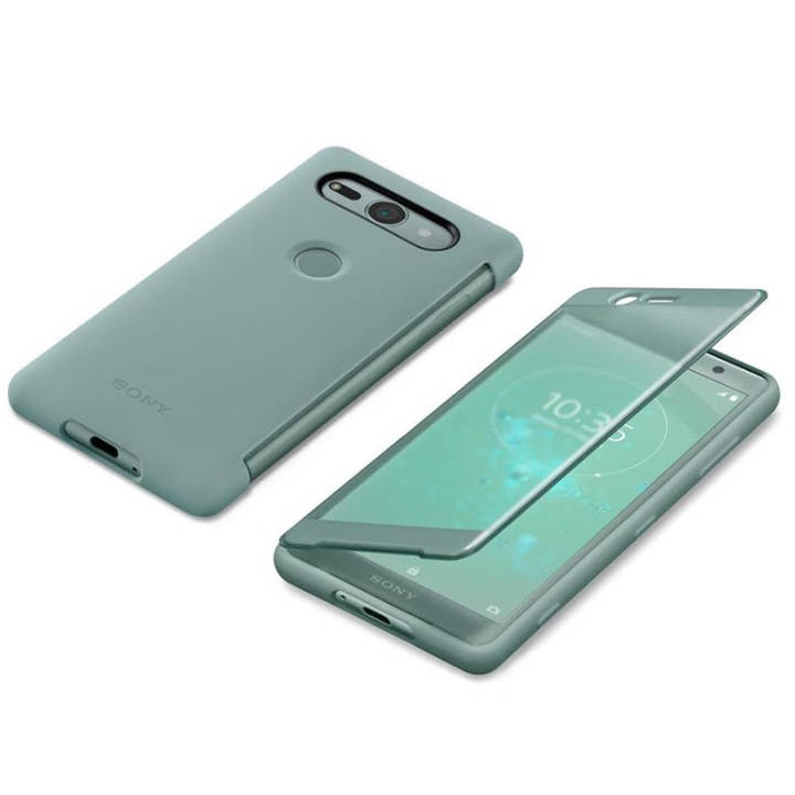 SONY SCTH50, Xperia XZ2 Compact, Green