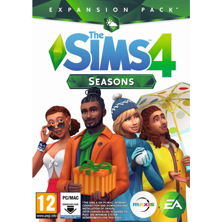 The Sims 4 - Seasons (DE/FR/IT)