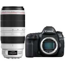 CANON EOS 5D Mark IV + 100-400 mm L IS II USM