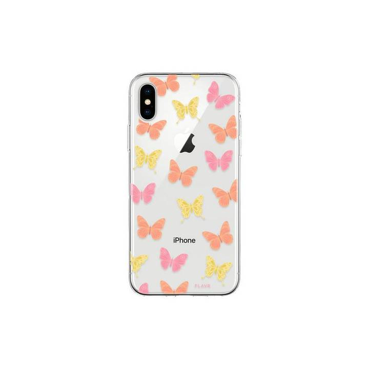 FLAVR iPlate Butterflies Cover für iPhone X/XS