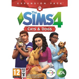 The Sims 4 Cats & Dogs (Version DFI)