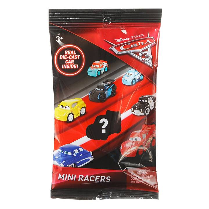 MATTEL Disney Pixar Cars 3 Mini Cars