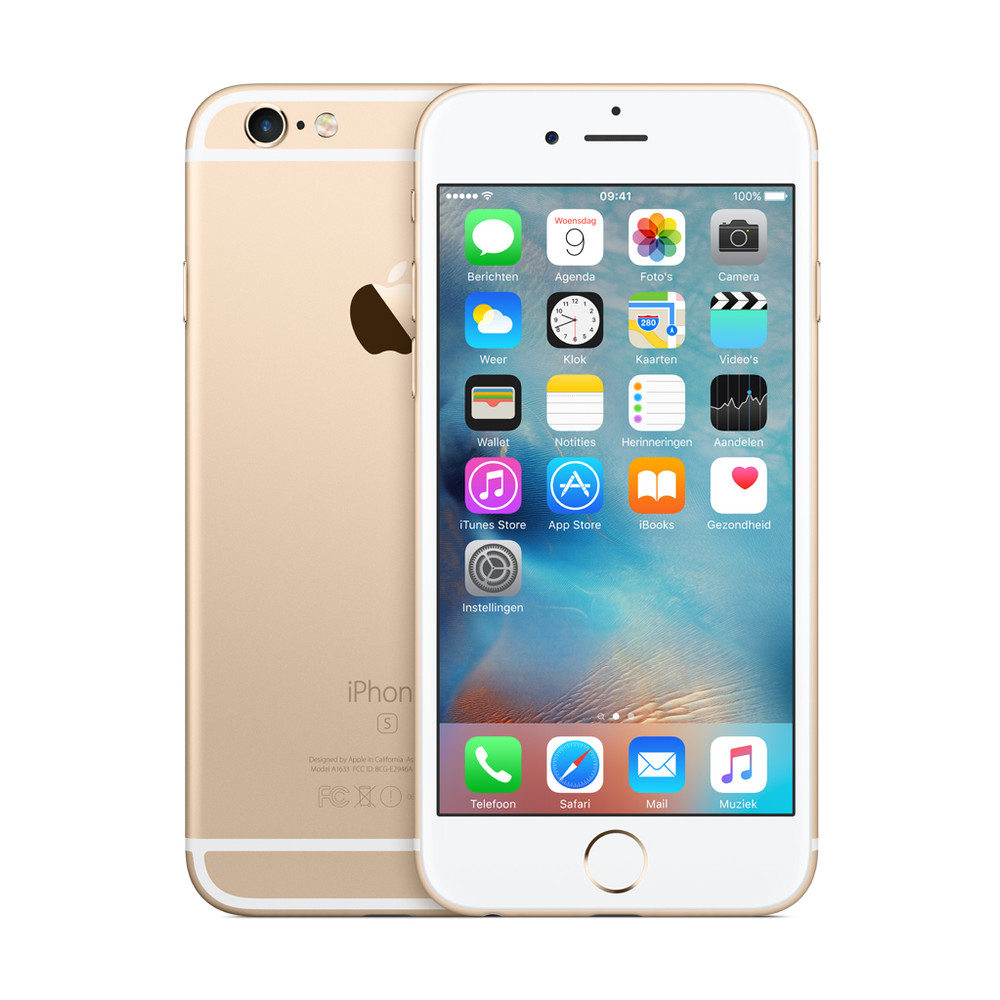 APPLE iPhone 6S 64 GB Gold