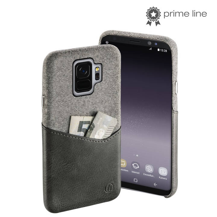 "HAMA Backcover ""Gentle"" für Samsung Galaxy S9"