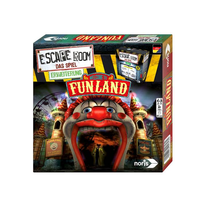 NORIS Escape Room Funland