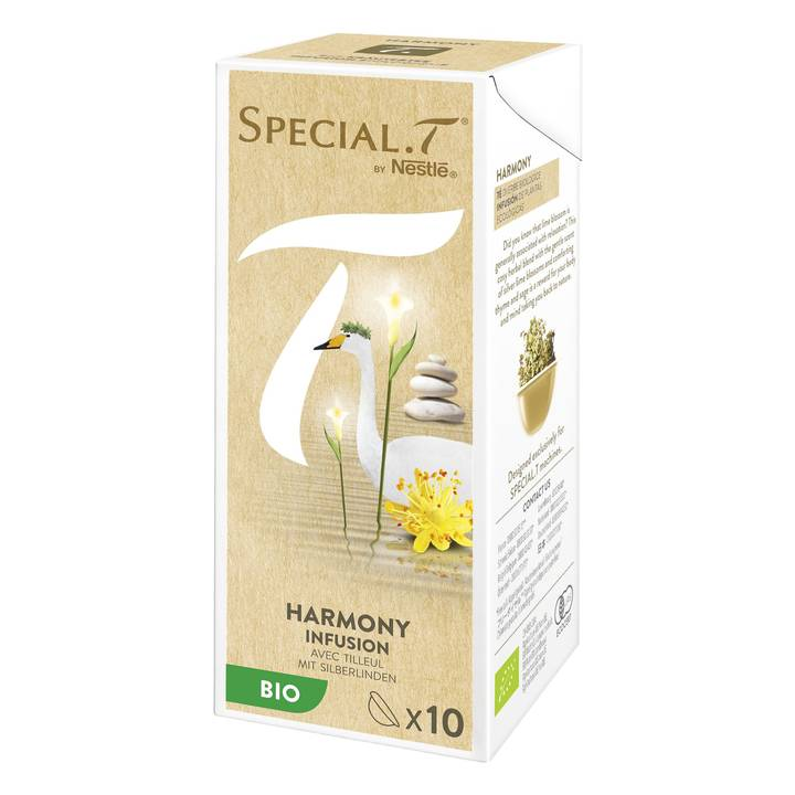Nestlé SPECIAL.T Organic HarmonyInfusion