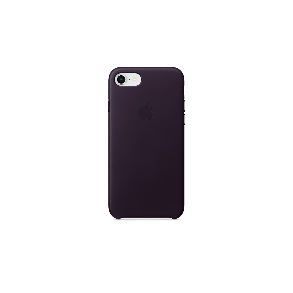 APPLE iPhone 8 / 7 Leather Case - Dark A