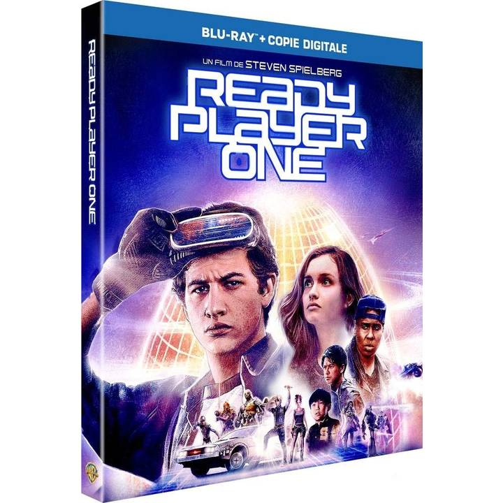 BLR READY PLAYER ONE F
