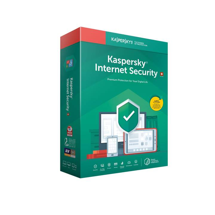 KASPERSKY LAB Internet Security pour Android Swiss Edition (version DFI)