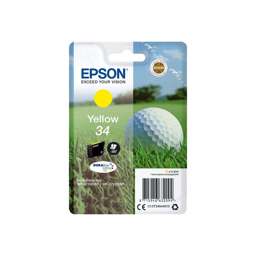 EPSON Cartridge golf ball - INK DURABrit