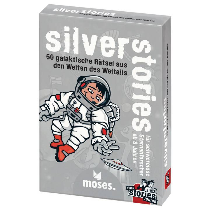 MOSES VERLAG silver stories