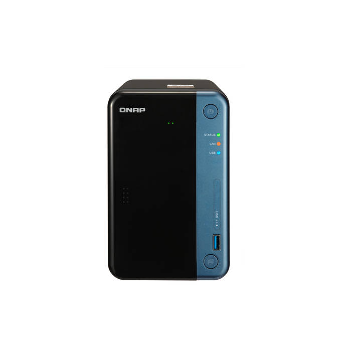 QNAP NAS TS-253Be-4G 2-bay ohne HD, 1.5G
