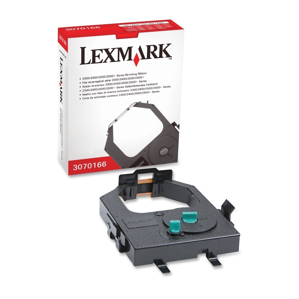LEXMARK Re-Ink-Farbband 3070166
