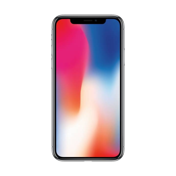 APPLE iPhone X 64 Go Silver