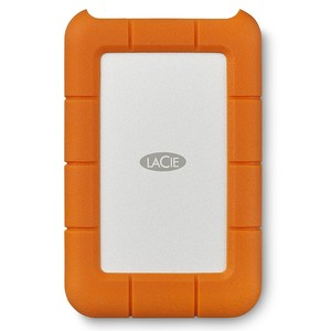 LACIE Rugged 4TB USB-C 3.0