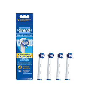 ORAL-B Precision Clean Ersatzbürsten 4er Pack