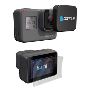 GOPOLE Lens + LCD Protection Kit für Hero 5