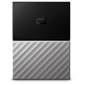 WESTERN DIGITAL My Passport Ultra 4 TB HDD USB 3.0