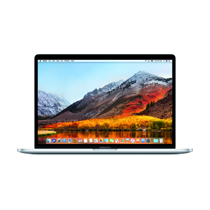 "APPLE MacBook Pro Retina 15"" Silber, i7, 16 GB RAM, 512 GB SSD, 2018"
