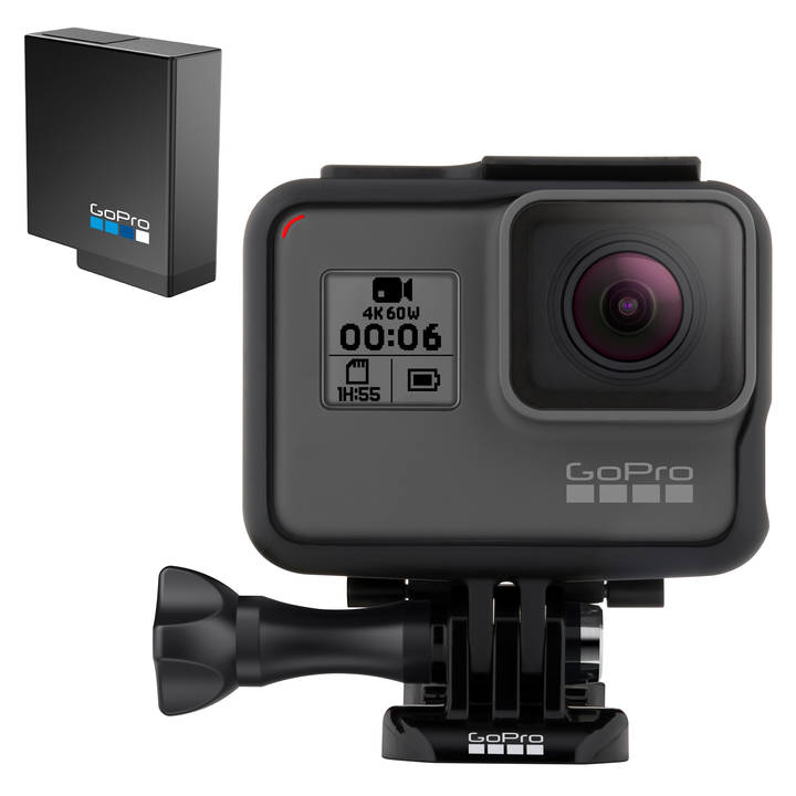 GOPRO Hero 6 Black + Battery