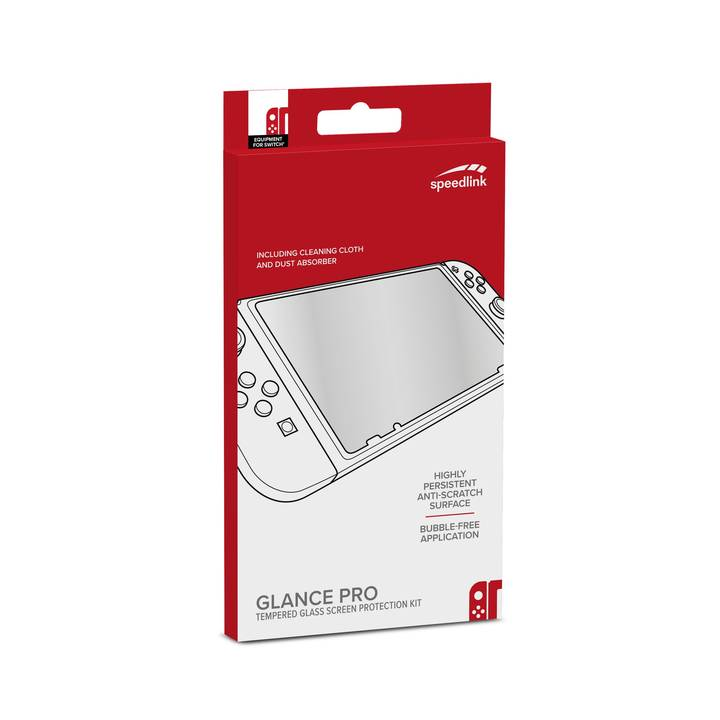 Speedlink Glance Pro Tempered Glass Swit