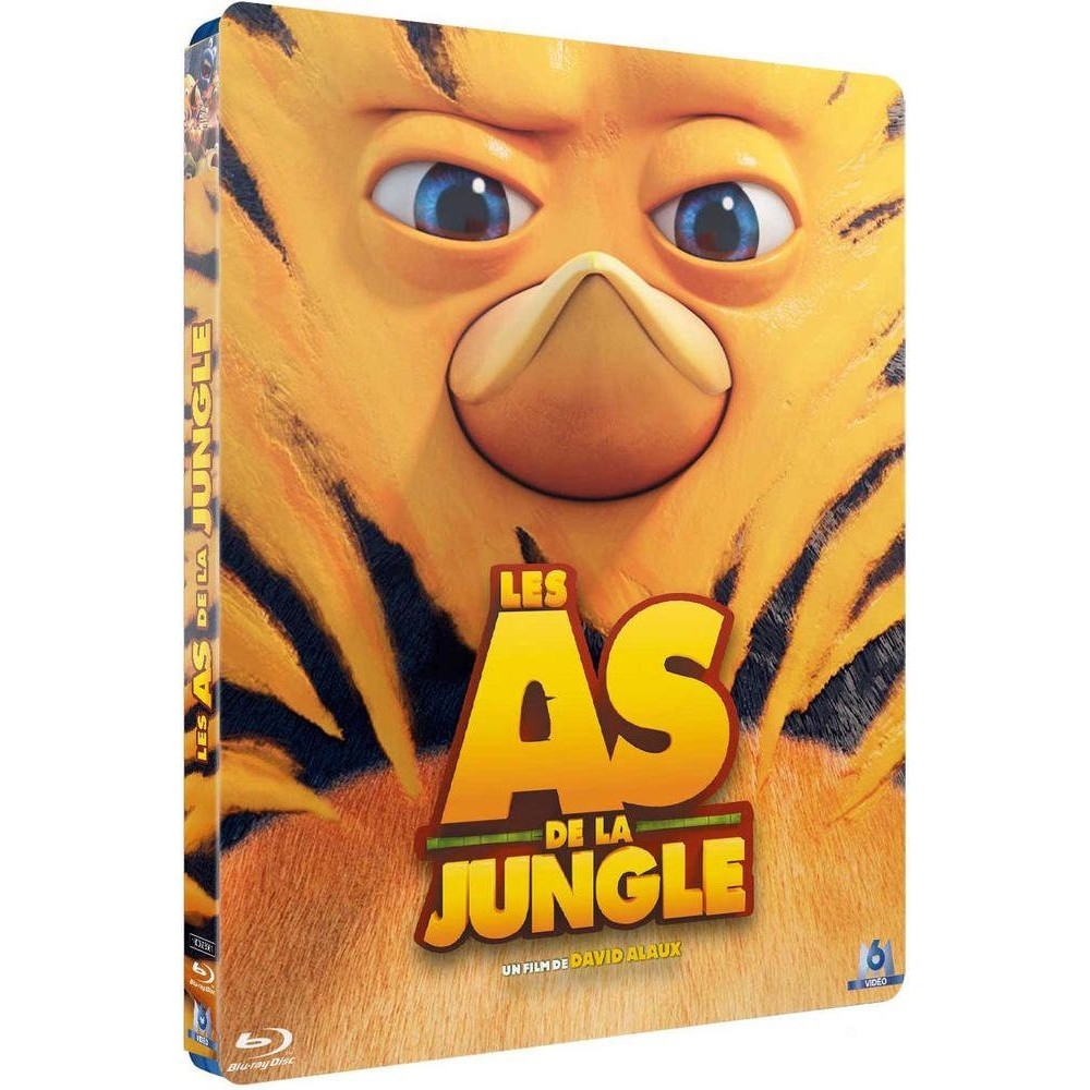 Les As de la jungle - Le Film (Version F)