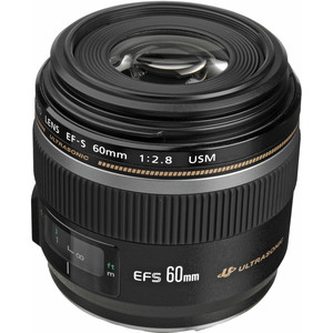 CANON EF-S 60 mm f/2.8