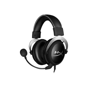 KINGSTON Over-Ear Headset HyperX CloudX Black