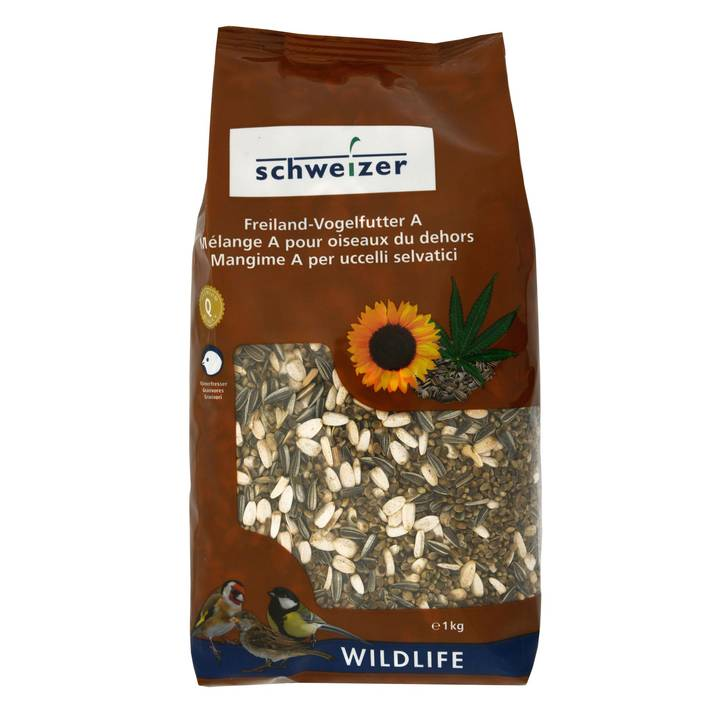 ERIC SCHWEIZER outdoor mix A winter bird food, 5 kg