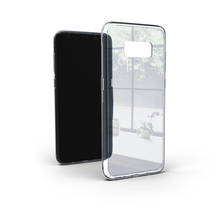 Cover Glass für Samsung Galaxy S8+, Tran
