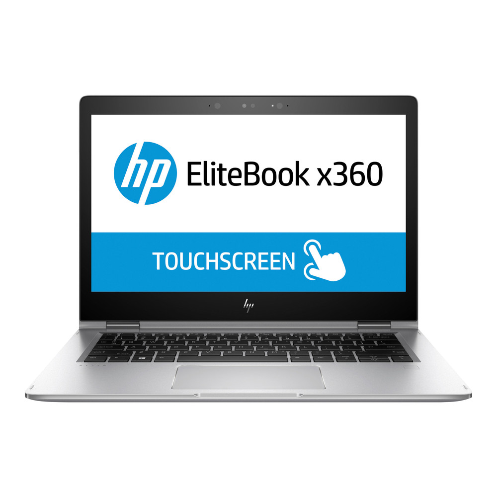 HP EliteBook x360 G1 i7-7600U 2x8GB,512G